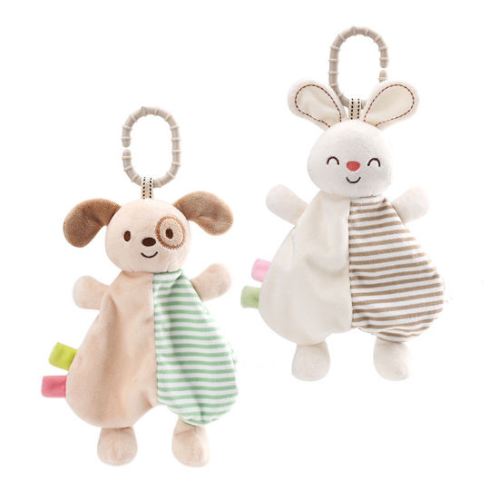 Wholesale Stuffed Gifts Rattle Kids Baby Toy Price pictures & photos