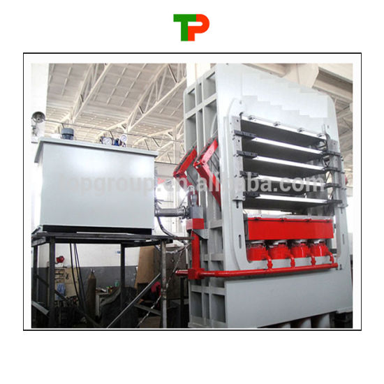 Press Machinery For Laminate Flooring