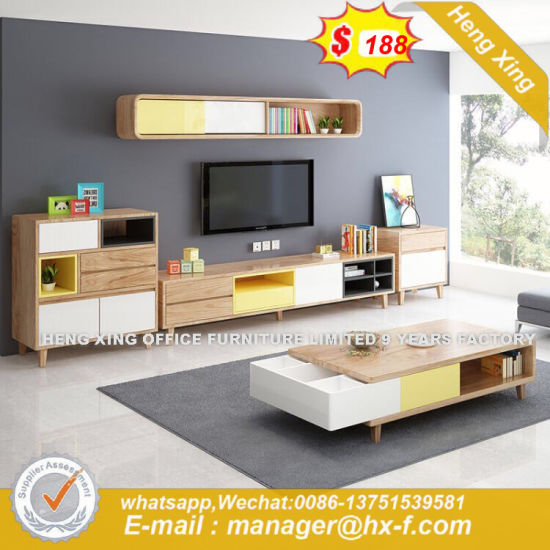 Ingenious Design Lacquered Fiber Glass TV Stand (HX-8ND9165) pictures & photos