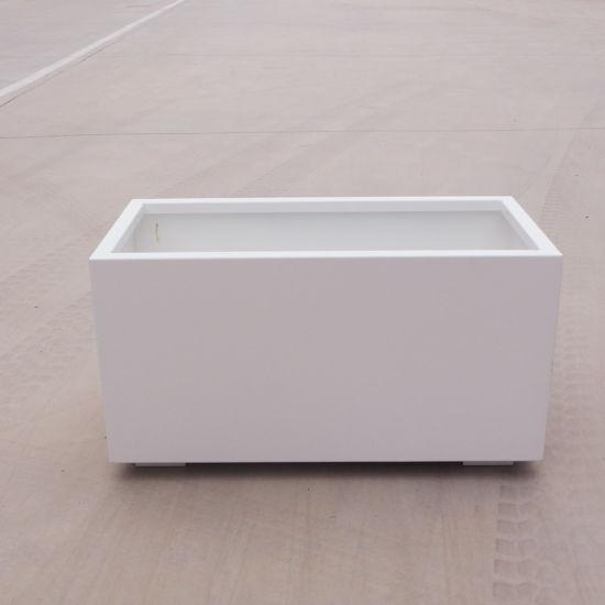 New Design Cubic Plant Box/ Home Decor/ Flower Pot/ Plant Pot/Metal Planter/ Garden Planter