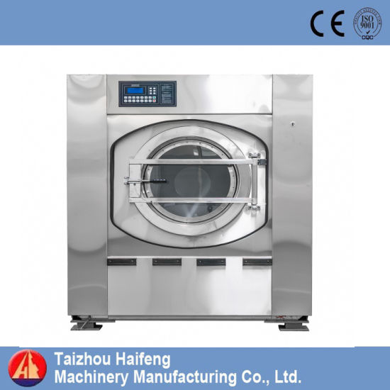 Hotel Laundry Equipment Industrial Washing Machine with Ce &ISO 100kgs