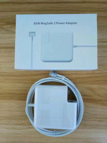 A1424 A1398 20V 4.25A Magsafe 2 85W Laptop Power Adapter