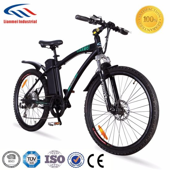Mountain Electric Bicycle 500W Power Electirc Bike pictures & photos