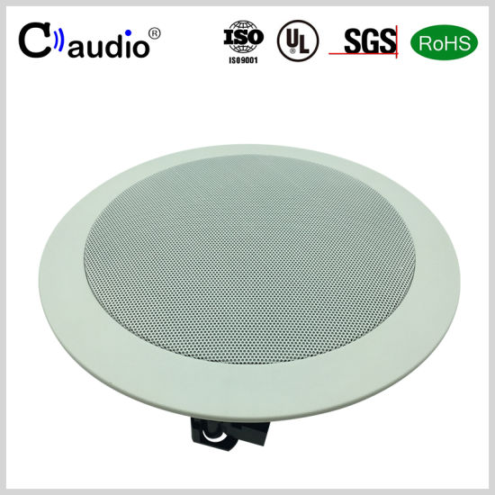 5.25 Inch 2 Ways Mini Loud PRO Audio Professional Home Theater Ceiling PA Speaker with PP Cone