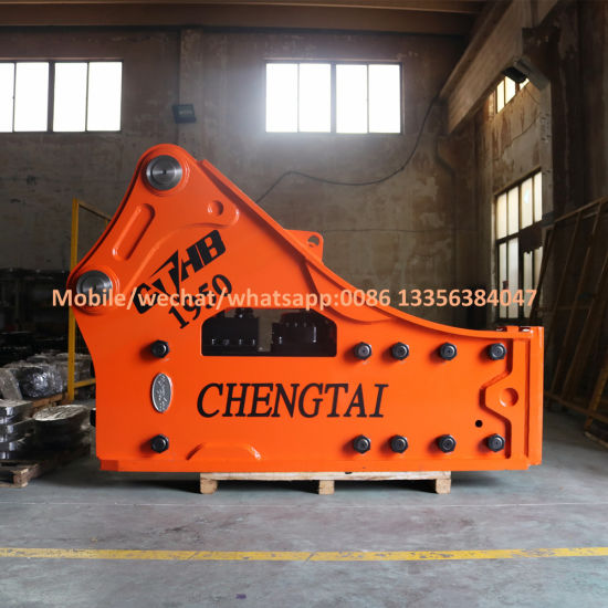 China Hydraulic Breaker Hammer 190 Chisel Hydraulic Rock Stone