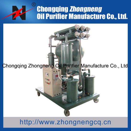 Single Stage Portable Vacuum Transformer Oil Purifier