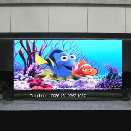 Foxgolden P5 LED Video Wall for Indoor Media Advertising