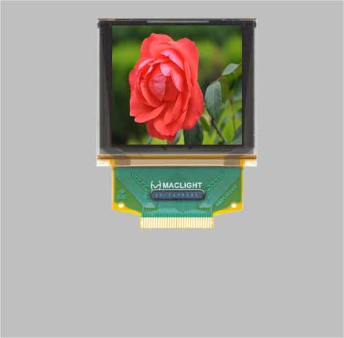 1.5 Inch Color OLED Display Module with 128X128 Pixels pictures & photos