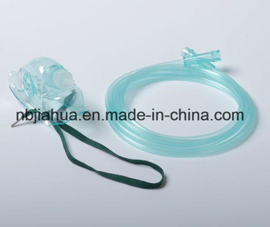Disposable Oxygen Face Mask / Oxygen Mask