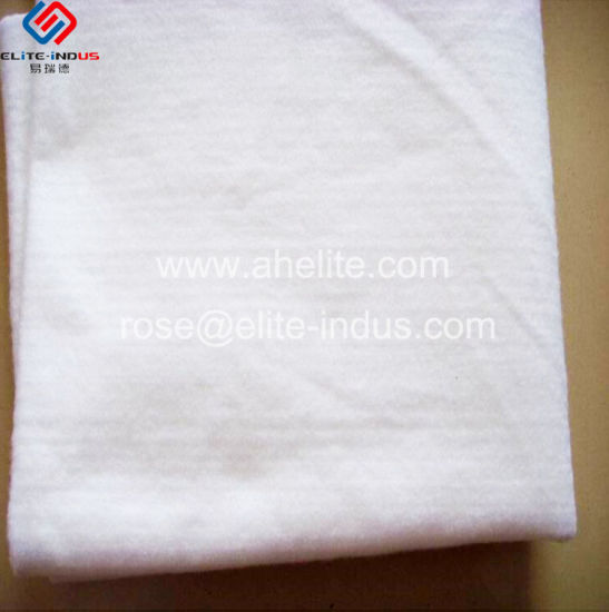 Factory Polypropylene Short Fiber Geotextile of Staple Acupuncture pictures & photos
