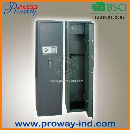 Digital Electronic Gun Safe Box for 5-7 Guns