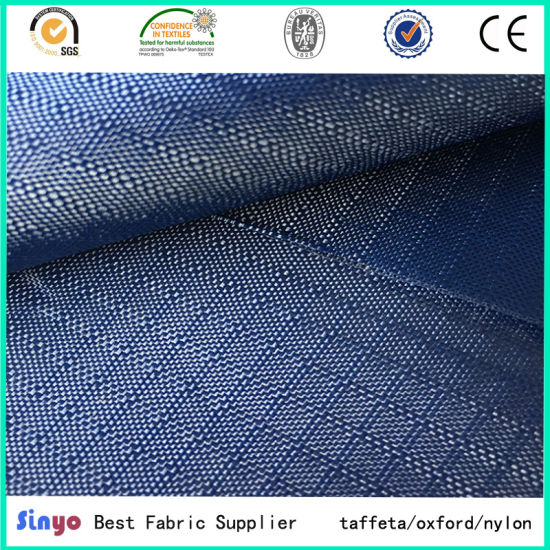 f389b9e3f52a 100% Polyester PU Coated Ripstop Fabric for Baby Stroller Chair Covers