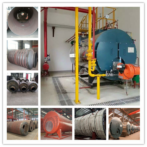Oil Gas Fired Steam Boiler / Diesel Burners Steam Boiler pictures & photos