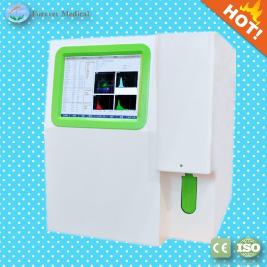 5 Part Diff Cell Blood Counter Hematology Coagulation Biochemical Analyzer (YJ-H7501) pictures & photos