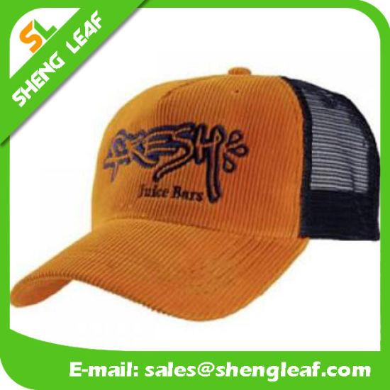 af38df50d [Hot Item] Cheap Plain Custom Brand Embroidery Patch Full Mesh Trucker Cap