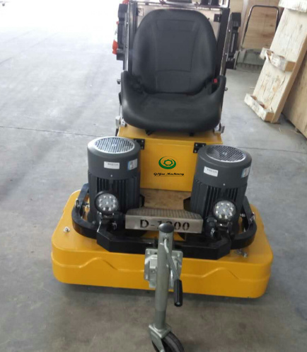 Remote Control Ride On Grinder For Concrete Terrazzo Floor Polishing Machine Gyg 1200