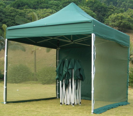 Hexagonal Aluminum Profile Gazebo Folding Tent pictures & photos
