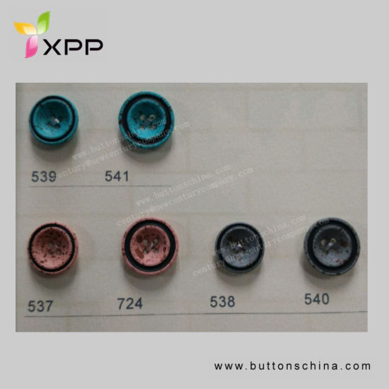 Dry Fit Customization Prong Snap Metal Button pictures & photos