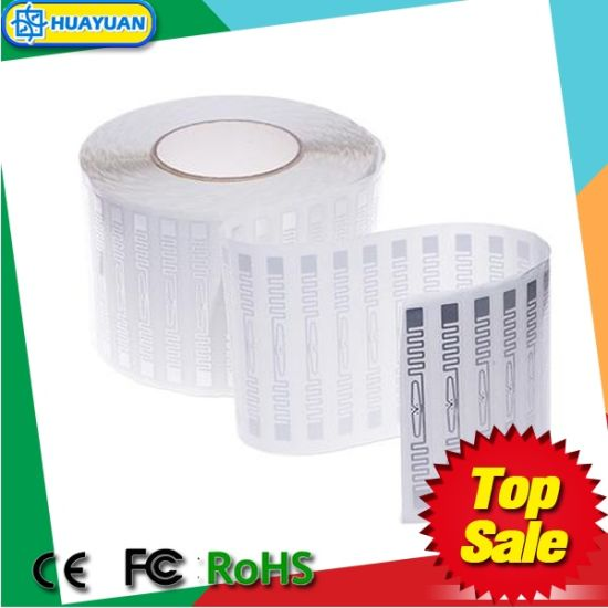 ISO-18000-6C EPC Class 1 Gen 2 AD-320 U7 paper RFID UHF label for Apparel and Retail pictures & photos