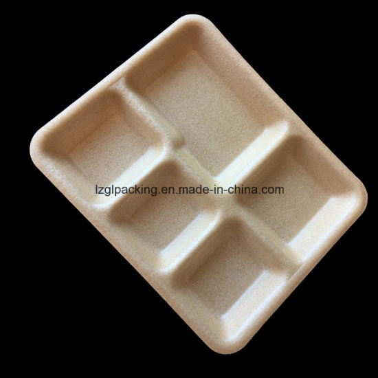 Custom Made Biodegradable Vacuum Baby Food Storage Compartment Containers pictures & photos