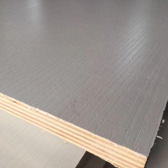 White Melamine Film Faced Laminated Marine Plywood Board for Furniture