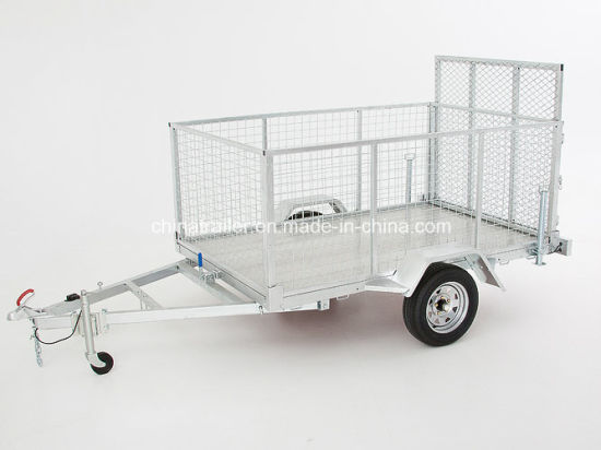 Hot Dipped Galvanised ATV Trailer pictures & photos