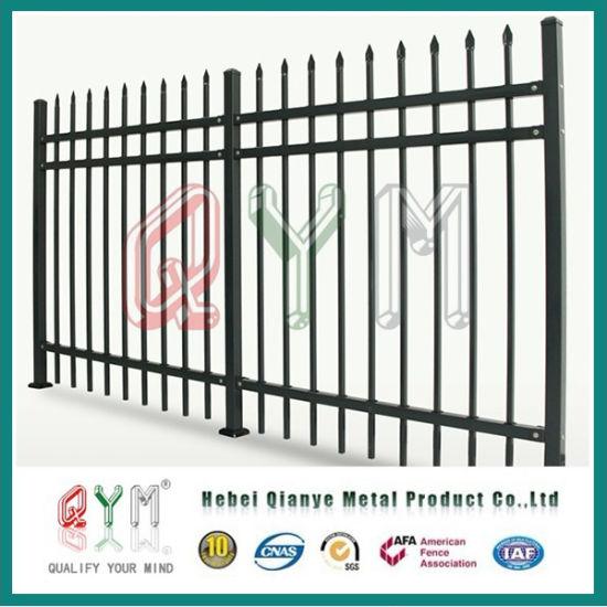 China Hot Sale Ornamental Fence/ Powder Coated Decorative Fence ...