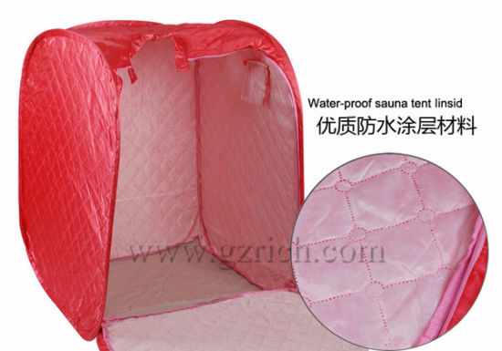 Portable Steam Sauna Room/ Sauna Steamer pictures & photos