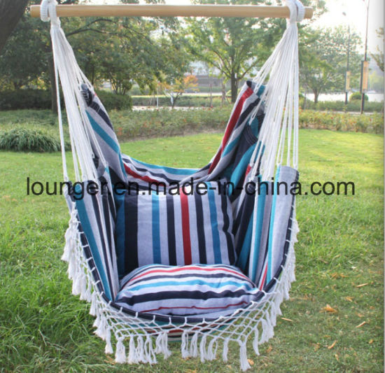 Genial Soft Comfortable Hammock Chair With Two Pillows
