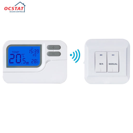 China Control Heating System Wireless Programmable Gas Boiler ...