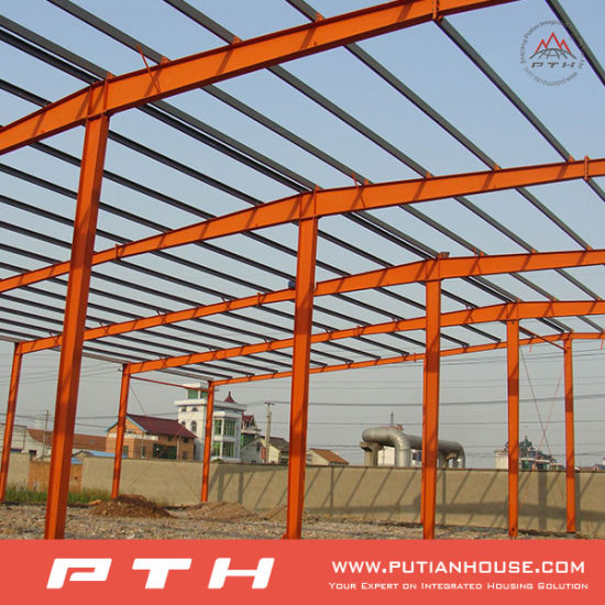 Steel Structure Warehouse Building Steel Structure Project pictures & photos