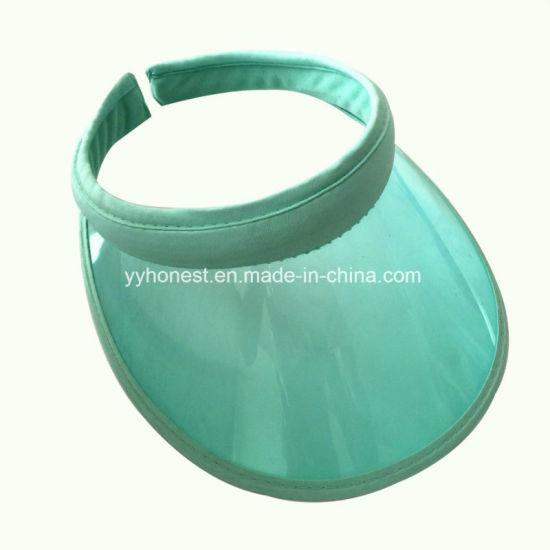 Factory Direct Sell Custom Plastic Sun Visor with Free Random Sample  pictures   photos b24ae33d6b65