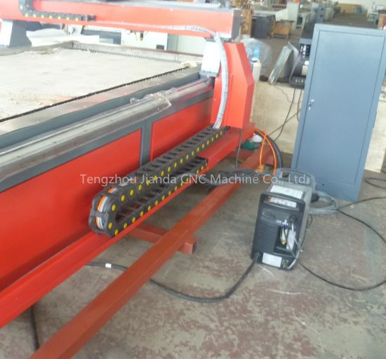 Hot Sale Plasma Metal Cutting Machine pictures & photos