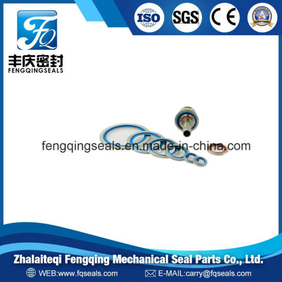 Factory Hot Sell Hydraulic Automotive Rubber Bonded Seals Dowty Seal Compound Gasket
