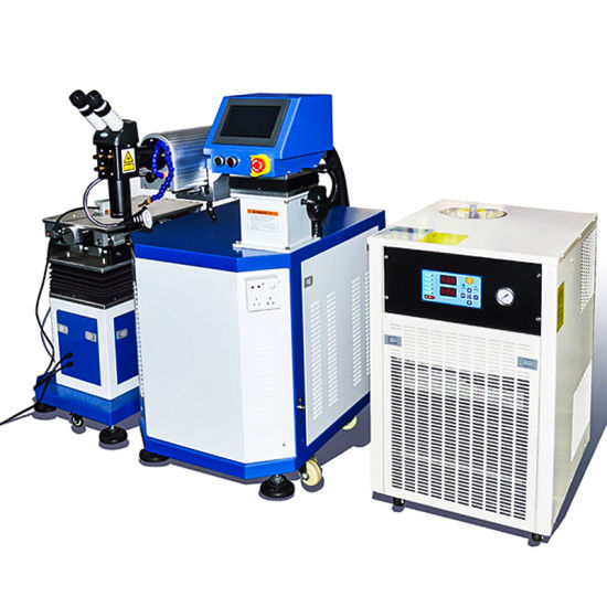 YAG Laser Welding Machine for Advertising Words