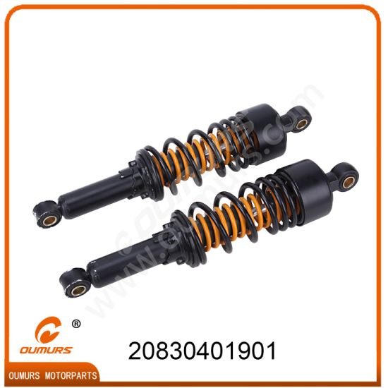 Rear Shock Absorber Motorcycle Spare Parts for Bajaj Boxer CT100