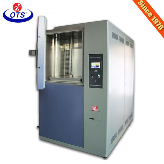 80L Three Box Type High Low Temperature Impact Test Chamber