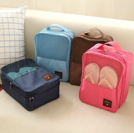 Customized Oxford Fabric Shopping Quilt Clothes Blankets Shoe Travel Suit Dress Garment Cosmetic Storage Laundry Zipper Bag