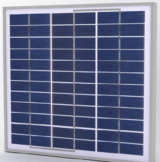 70W High Quality Polycrystalline Solar Panel for Solar Power System