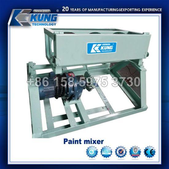 China Painting Mixer for Teflon Mould Paiting - China