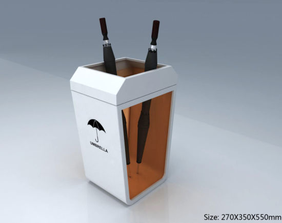Patent Design Acrylic Transparent Umbrella Storage Box
