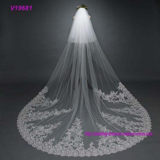 3 Meters Wedding Bridal Veil