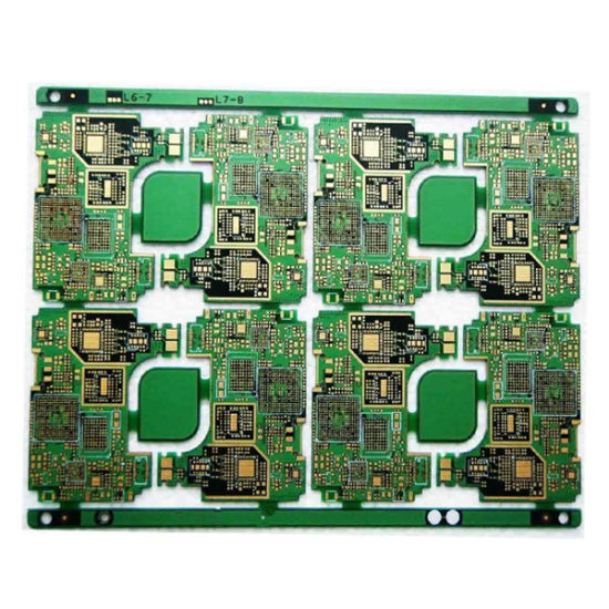 Buried Blind Vias PCB Circuit Boards Manufacturing PCB