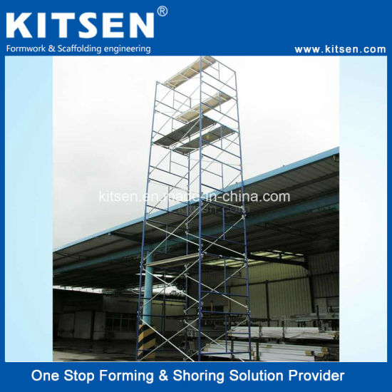 a8662b505ec China Factory Price Steel Access Frame Scaffolding  Open End Frames ...