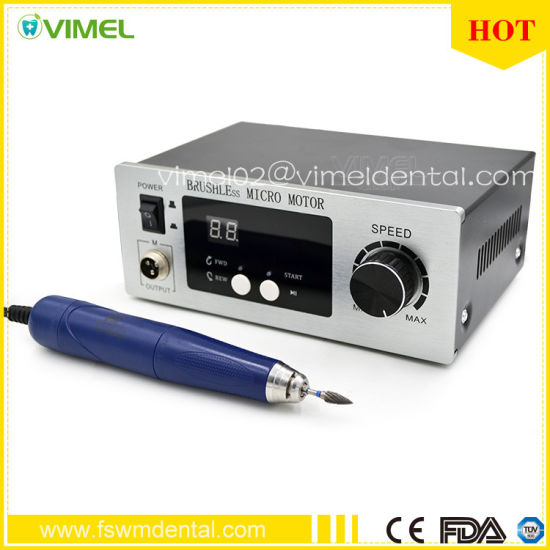 Dental Laboratory Micromotor Marathon Micro Motor Grinding Machine pictures & photos