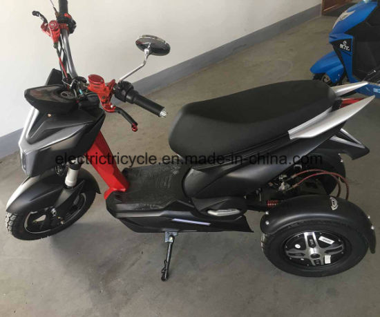 China Dual Motor Fast Three Wheel Bike Electric for Sale