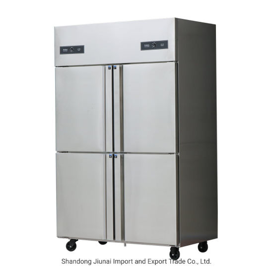 Professional Sale Stainless Steel Deep Temperature Freezer and Refrigerator for Kitchen Equipment