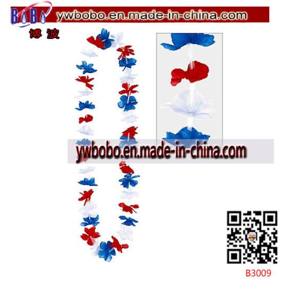 Hawaiian Party Items Americana Lei Luau Accessories (B3009)