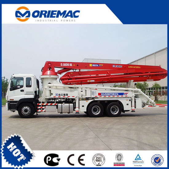 Sany 46m Truck Mounted Concrete Boom Pump Syg5310thb46 pictures & photos