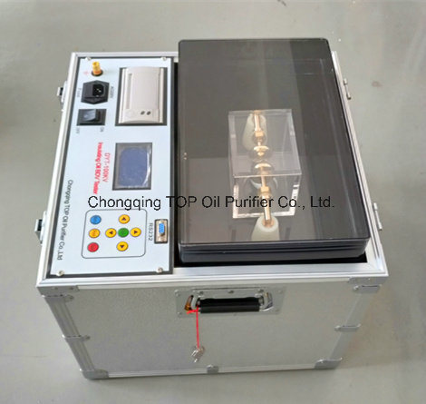IEC-156 Transformer Oil Dielectric Strength Bdv Testing Kit (IIJ-II) pictures & photos